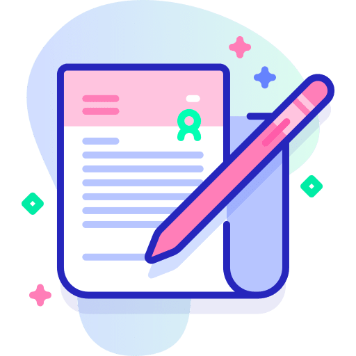 note pad svg