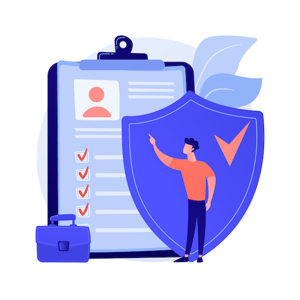 secure checklist for providers